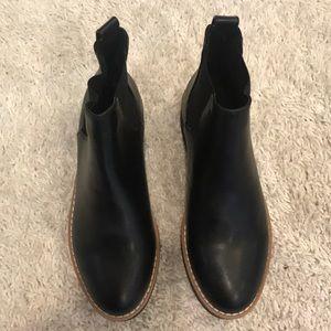 H&M platform Chelsea Boots
